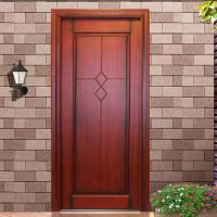 Best villa first choice 2015 new design front timber entrance door wholesale