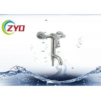 China High Durability Bathroom Plumbing Accessories Wall Mounted Bath Faucet on sale