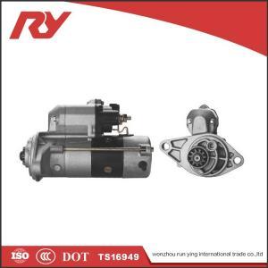 Best Isuzu Magnetic 12V 3KW 11T Vehicle Starter Motor2-90123-210-0 9742809-586 wholesale