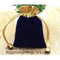 Best Velvet Drawstring Cloth Jewelry / Gift / Headphones Bag / Pouches Candy Gift Bags Christmas Party Jewelry, Gifts, Event wholesale