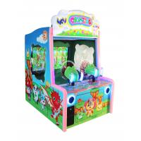 Best 2 Person FEC Games Fun Paradise Series Small Coin Operated Shooting Games wholesale