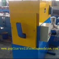 China Automatic Downpipe Elbow Machine / Downspout Cold Roll Forming Machine on sale