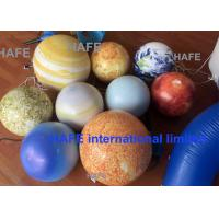 Best Customize 3.5m Inflatable Advertising Balloon Venus Mars Jupiter Mercury Saturn Earth wholesale