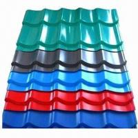 Best Colored Corrugated Metal Roofing Sheet, Galvanized Corrugated Steel Sheets wholesale