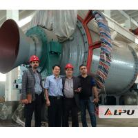 Best Ball Mill for Beneficiation Plant Grinding Process Slide shoe bearing or Trunion Bearing wholesale