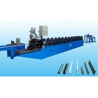 Best Aluminum Ceiling Tee Bar Roll Forming Equipment For Steel Ceiling T Grid Carrier wholesale