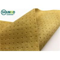 Best Three Layers Waterproof PP Spunbond Non Woven Fabric Hospital Covering Fabric Anti Liquid wholesale