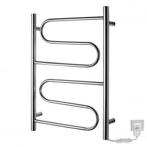 Best 60W Onda Warmer   stainess steel  heated towel racks for bathroom wholesale