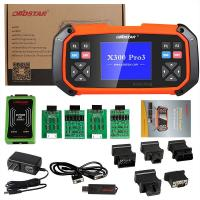 China OBDSTAR X300 PRO3 X-300 Key Master with Immobiliser+Odometer Adjustment+EEPROM/PIC+OBDII+Toyota G & H Chip All Keys Lost on sale