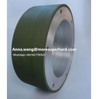 China centerless Diamond Grinding Wheel carbide rod Diamond Centerless Grinding Wheels Anna.wang@moresuperhard.com on sale