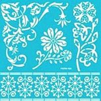 Best Reusable self-adhesive templates/stencils for home decors, scrapbooking and more wholesale