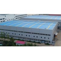 China Prefabricated Metal Buildings Construction / Prefab Workshop Buildings on sale