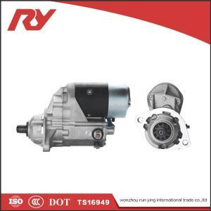 Best KOMATSU  Starter MotorSliding Armature 228000-4992 600-813-4130 PC200-6 S6D102 wholesale