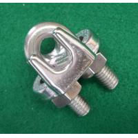 Best stainless steel wire rope clamp wholesale