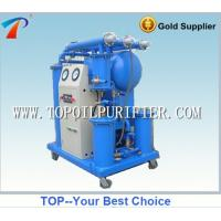 China Portable single vacuum transformer oil recycle machine (outdoor use),saving 20% power on sale
