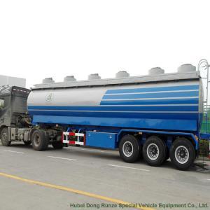 Best Tri axles 50000 liters 7 - 8 compartments palm oil tank trailer, crude oil tank trailer 50KL - 55K Liter wholesale