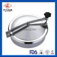 Best Hatch Cover Square Manhole Cover 0.5 Bar High Strength Long Life Span wholesale