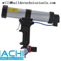 China 900ml PNEUMATIC sausage gun 21inches type DRIPLESS type CE certificated on sale