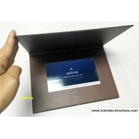 China Recordable LCD Video Birthday Cards on sale