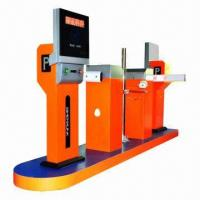 China RFID Car Park Management System, Supports Stand Consists of Pedestal, Good-quality and Durable  on sale