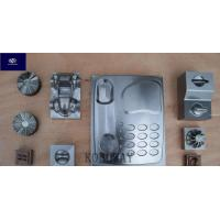 China High Precision Injection Molded Parts / Metal Injection Mold Components on sale