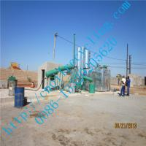 China latest technology JNC Waste Motor Oil Distillation Equipment To Diesel Fuel,Diesel Oil Filter on sale