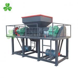 Best Durable Double Shaft Shredder Machine High Capacity Copper Cable Shredder Machine wholesale