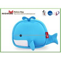 Buy cheap Fish Style Blue Water Proof Unique Boys Backpacks Cool Kids Bag Nice from wholesalers