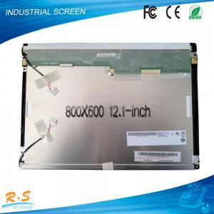 12.1 inch medical room divider screen with 800x600  Pixels G121SN01 V3