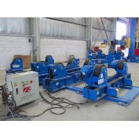 Conventional Pipe Welding Rollers / Pipe Welding Equipment For Tank