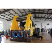 Best Excavator Commercial Obstacle Course For Kids wholesale