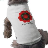 100% Cotton Pet Dog Clothes Cute POLO T Shirt
