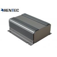 China Anodizing Aluminum Extrusion Enclosure Heater / Motor Shell Water Proof on sale