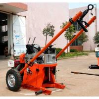 Best 150m Depth Geotechnical Portable Drilling Rig Machine / Rotary Drilling Rig wholesale