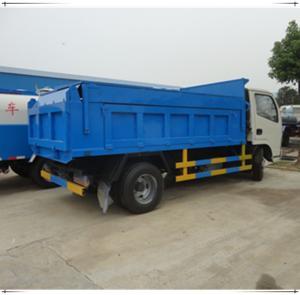 China dump truck load volume 6m3 on sale