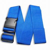 Best Luggage Strap/Belt, Available in Various Types and Colors, OEM Order are Welcome wholesale