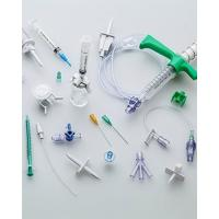 China High Precision Medical Plastic Injection Molding Colorful Customized Design on sale