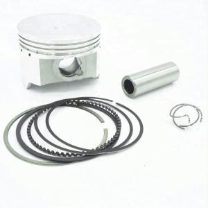 Best Hot Sale Custom Aluminum 3W4S 205CC Aftermarket Motorcycle Pistons Set wholesale