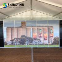 Best Hot Sale Easy to carry big warehouse playing outdoor wedding Outdoor 15X 30m luxury event tent for car launch events wholesale