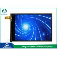Buy cheap Mobile Phone Four Wire Resistive Touch Screen 3.2 Inch With ITO Layer product