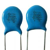 Best 10KV 10mm High voltage disc ceramic capacitor wholesale
