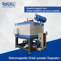 Buy cheap 1000mm Magnetic Separator Machine 200 Tons , 380VAC Magnetic Separator For Grinder from wholesalers