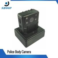 Cheap IP67 Waterproof Body Camera Policy 1296P High Resolution With 2 IR Lights for sale