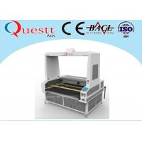 Buy cheap CO2 Laser Engraving and Cutting Machine Double Head with Vision Camera High from wholesalers