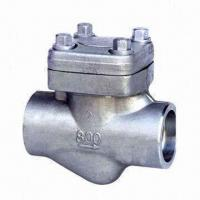 Best Forged Steel Check Valve with Full or Conventional Port wholesale