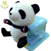 Best Hansel  hot sale kids play room electric playground equipment soft play teddy bear wholesale