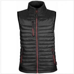 Best Fashionable cottn/down mens parka sleeveless Vest wholesale