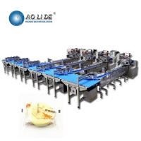 China Electric Cookies Packing Machine Automatic Feeding Multi Function Packaging on sale