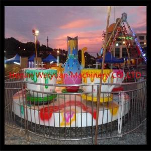 China Fairground  Tea Cup Rides For Sale/Cheap Amusement Rides Park  Tea Cup Equipment on sale