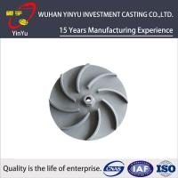 Best Silica Sol Precision Investment Cast Steel Products , Rapid Investment Casting wholesale